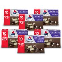 Atkins Endulge Treat, Chocolate Coconut Bar, Keto Friendly (10 Count of 1.41 Oz Bars), Pack of 6