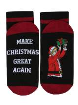 Unisex Funny Socks I Am Hockey Mom Women Crew Cotton Novelty Hosiery by Gemijack