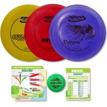 Driven Disc Golf Starter Set - Disc Colors Vary
