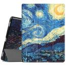 Fintie Case for iPad Pro 12.9 (2nd Gen) 2017 / iPad Pro 12.9 (1st Gen) 2015 - [SlimShell] Ultra Lightweight Standing Protective Cover with Auto Wake/Sleep, Starry Night