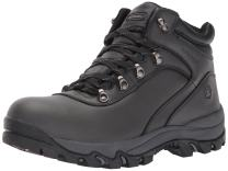 Northside Men's Apex Mid Hiking Boot, Black,