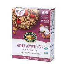 Nature's Path Vanilla Almond and Flax Granola, Healthy, Organic, 11.5-Ounce Box (Pack of 6)