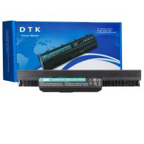 DTK A32-K53 A41-K53 A42-K53 Laptop Battery Replacement for ASUS X54C A53E A53S X54C X54L K43S K53E Notebook 10.8V 5200mAh 6-Cell