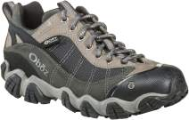 Oboz Firebrand II B-Dry Hiking Shoe - Men's Gray 14