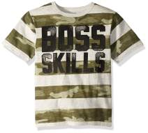 The Children's Place Boys' Printed Crew Neck T-Shirts