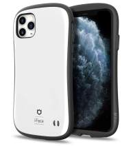 iFace First Class Series iPhone 11 Pro Max Case – Cute Dual Layer [TPU and Polycarbonate] Hybrid Shockproof Protective Cover for Women [Drop Tested] - White