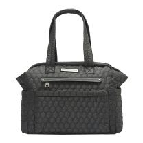 SoHo UnionSquare Diaper Bag Tote 6Pc - ClassicGrey