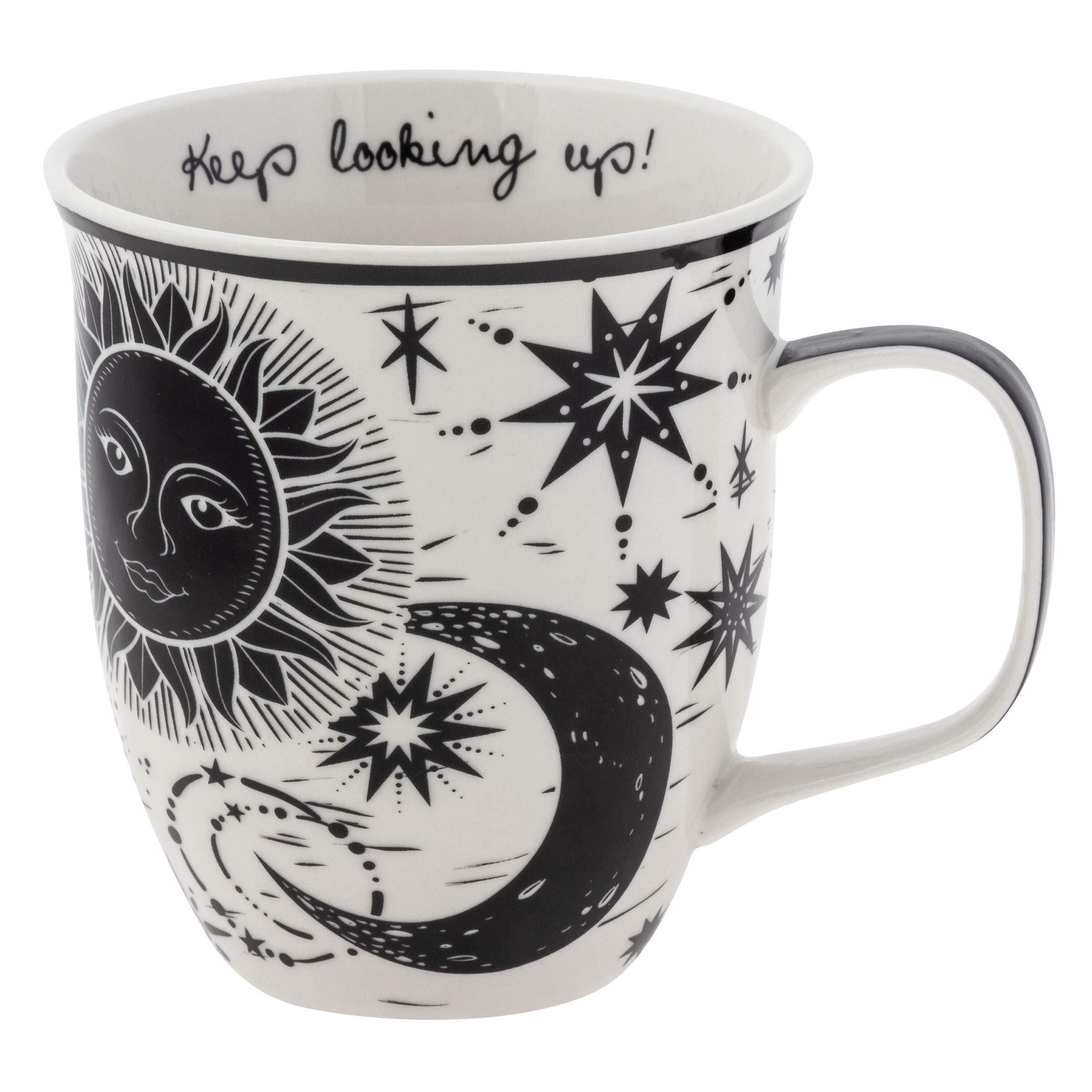 Karma Gifts, Mug Boho Celestial 16 Ounce