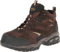 Skechers for Work Men's Clan Waterproof Work  Boot