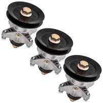 8TEN Spindle Assembly for MTD Cub Cadet LT1050 SLT1554 LT1024 918-04129B 918-04129 50 54 Inch Deck 3 Pack