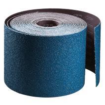 """Mercer Industries 402100 Zirconia Cloth Floor Sanding Roll, 8"""" x 25 yd, Grit 100X"""