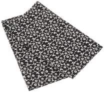 Marimekko Pikkuinen Unikko Pillowcase Pair, King Cases, Black