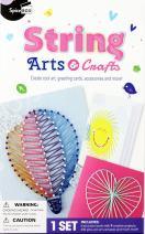 Spicebox Books Make & Play String Art Kit