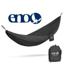 ENO, Eagles Nest Outfitters Double Deluxe Lightweight Camping Hammock, 1 to 2 Person