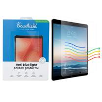"Anti Blue Light Screen Protector by Ocushield for 10.5"" Apple iPad Pro (2nd Gen) & 2019 iPad Air 3 - Blue Light Filter for iPad - Anti-Glare - Protect Your Eyes for Better Sleep"