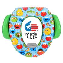 "Sesame St Soft Potty Seat,""Best Friends"""