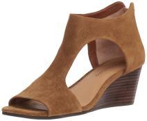 Lucky Brand Women's Tehirr Heeled Sandal
