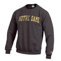 NCAA Men's Eco Powerblend Crew Neck Sweat Shirt
