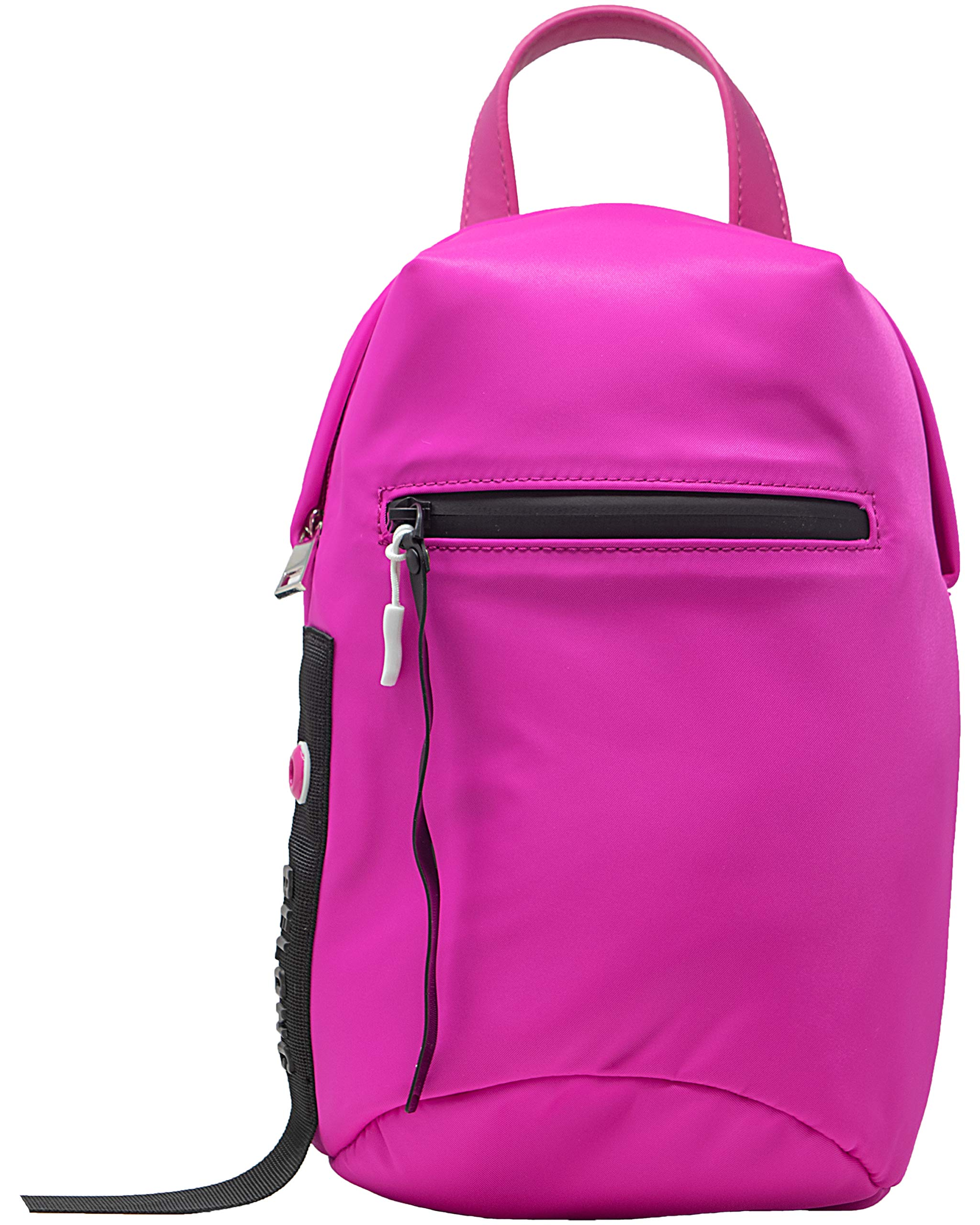 Funky Junque Backpack Purse Women's Carry On Shoulder Bag Crossbody Sling Travel Nylon