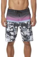 O'NEILL Men's Water Resistant Hyperfreak Stretch Swim Boardshort 20 Inch Outseam
