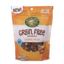 Nature's Path Caramel Pecan Grain-Free Granola, Healthy, Organic, 8 Ounce Bag (Pack of 6)