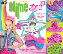 Cra-Z-Art Nickelodeon JoJo Siwa DIY Slime Kit, Brown, 6 x 6