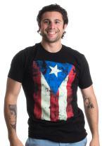 Puerto Rico Flag   Boricua, Nuyorican, Puerto Rican Pride Unisex T-Shirt