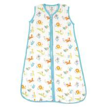 Luvable Friends Unisex Baby Sleeveless Muslin Cotton Sleeping Bag, Sack, Blanket