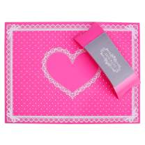 Nail Art Silicone Hand Cushion Pillow Manicure Table Mat Desk Pad Silicone Nail Arm Rest Foldable Washable Manicure Set Tools Salon Practice Hand Holder Cushion