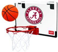 Rawlings NCAA Game On Polycarbonate (PC) Mini Basketball Hoop Set (All Team Options)