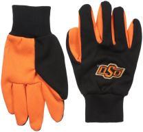 FOCO NCAA College Colored Palm Utility Glove