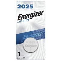 Energizer 2025 Batteries 3V Lithium, (1 Battery Count)