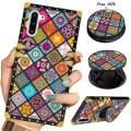 Luxury Square Phone Case iPhone 11 Pro Max 6.5 Inch 2019 Floral Art Retro Elegant Soft TPU Design Cover