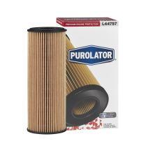 Purolator L44757 Red Single Premium Engine Protection Cartridge Oil Filter