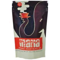 Certified Organic Assam Tea by Mana Organics, A Single Origin Organic Black Tea, Grade TGFOP1 (3.5 oz / 100 g)