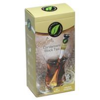Cardamom Black Tea T-Stick 18PC Box Perforated T-Stick No mess, no drips, no spoon