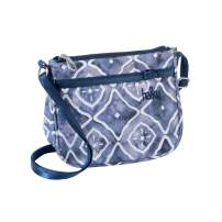 Haiku Women's Lark RFID Blocking Zippered Crossbody Travel Bag
