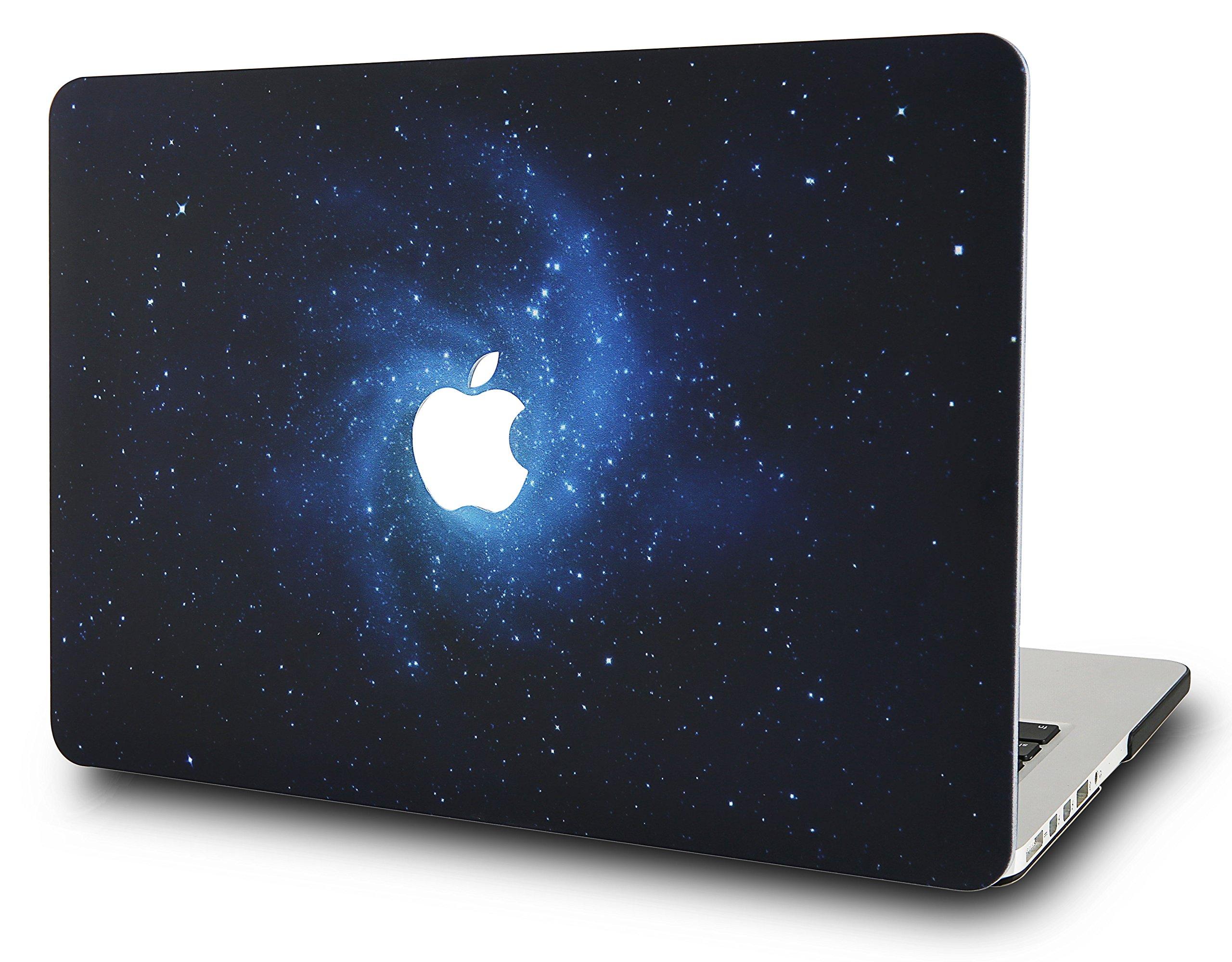 "KECC Laptop Case for MacBook Air 11"" Plastic Case Hard Shell Cover A1465 / A1370 (Blue)"