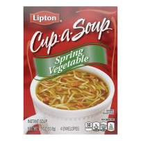 Lipton Instant Soup Mix Spring Vegetable 1.9 Oz (Pack of 12)