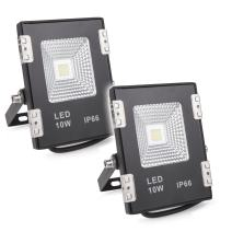 LumenBasic 12 Volt LED Flood Light IP66 Waterproof Bright 12v Low Voltage White Light 6000k
