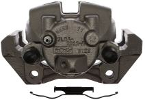 ACDelco 18FR12547 Professional Front Disc Brake Caliper Assembly without Pads (Friction Ready Non-Coated), Remanufactured