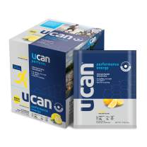 UCAN Performance Energy Powder Packets with SuperStarch - Lemon Flavor - 12 Count