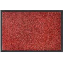 Mibao Door mat, 24 x 36 inch Rubber Backing Non Slip Low-Profile Super Absorbent Door Mat Cotton Shoe Scraper Dirt Trapper Pet Mat for Front Door