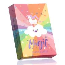 Unicorn Playing Cards - Unicorns Poker Premium Playing Cards - Deck of Cards - Poker Cards, Unique Bright Rainbow Colors for Kids & Adults, Playing Cards Games