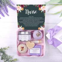 Nurse Appreciation Spa Gift Box: Nurse Graduation, Nurse Week Spa Gift Box, Practitioner, Retirement