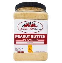 Hoosier Hill Farm Peanut Butter Powder, 2 Lbs., Non-GMO, Made in USA