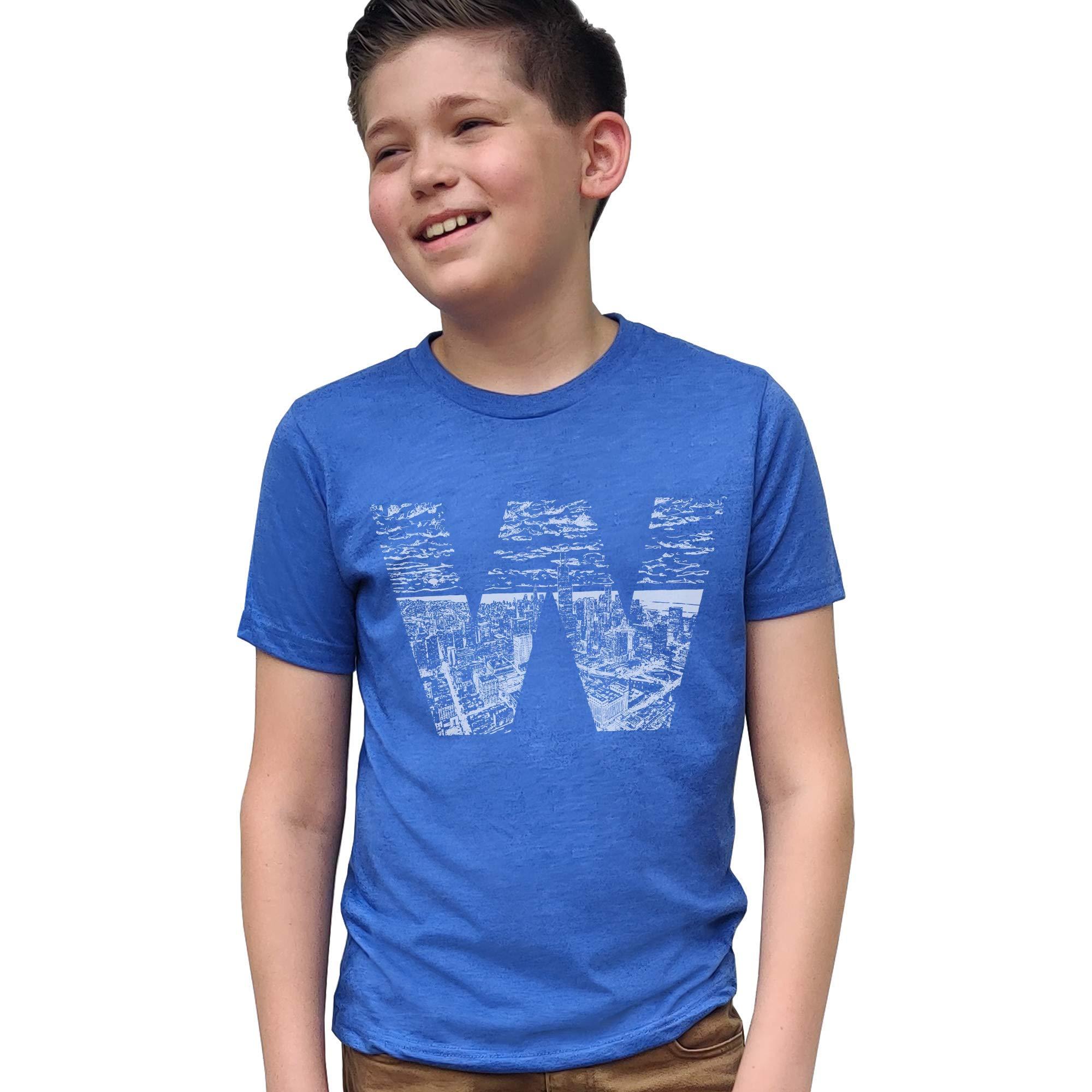 SCOBAR W Skyline Youth T-Shirt