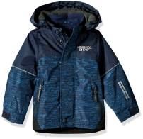 LONDON FOG Boys' Midweight Water Resistant Hooded Jacket