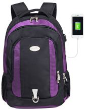 """Mygreen Travel Gear Professional Business College Laptop Backpack - 15-17"""""""