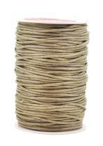 Mandala Crafts 2mm 109 Yards Jewelry Making Beading Crafting Macramé Waxed Cotton Cord Rope